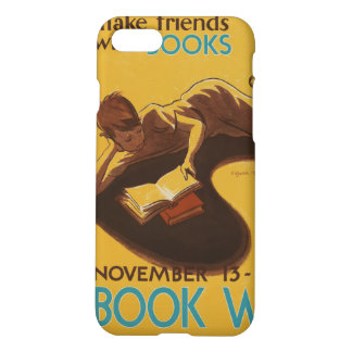 Coque iPhone 8/7 Cas de téléphone de la semaine du livre de 1949