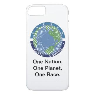Coque iPhone 8/7 Cas de téléphone de nation du Conseil un de la