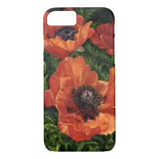 """Coque iPhone 8/7 Cas de téléphone """"de pavots islandais"""""""
