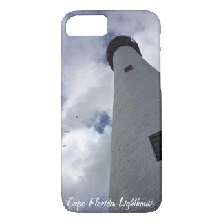 Coque iPhone 8/7 Cas de téléphone de phare de la Floride de cap