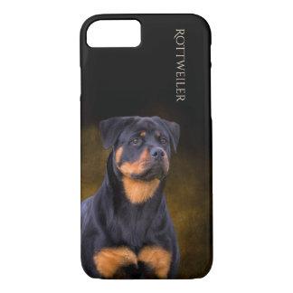 Coque iPhone 8/7 Cas de téléphone de rottweiler