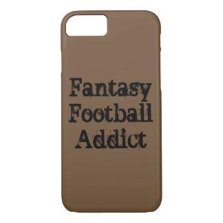 Coque iPhone 8/7 Cas de téléphone d'intoxiqué du football