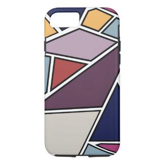 Coque iPhone 8/7 Cas de téléphone en verre souillé