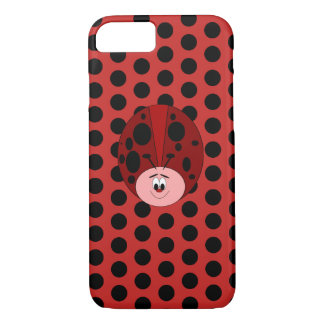 Coque iPhone 8/7 Cas de téléphone portable de Madame Bug
