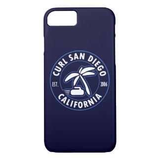 Coque iPhone 8/7 Cas de téléphone portable de San Diego de boucle