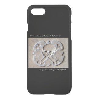 Coque iPhone 8/7 cas d'iPhone/iPad, cathédrale de Barcelone