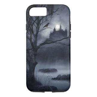 Coque iPhone 8/7 Cas dur de l'iPhone 7 d'imaginaire gothique de