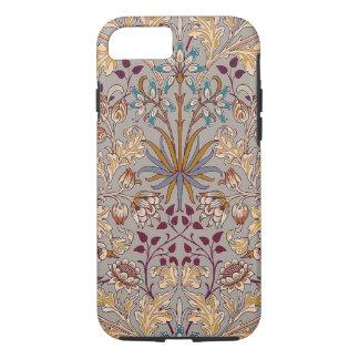 Coque iPhone 8/7 Cas dur de l'iPhone 7 gris de jacinthe de colombe