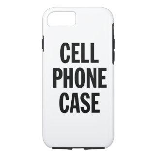 Coque iPhone 8/7 Cas générique de téléphone portable