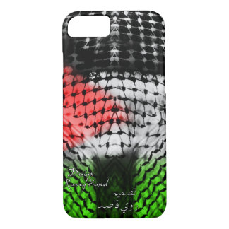 Coque iPhone 8/7 cas Hatta Coque-Palestine de l'iPhone 6