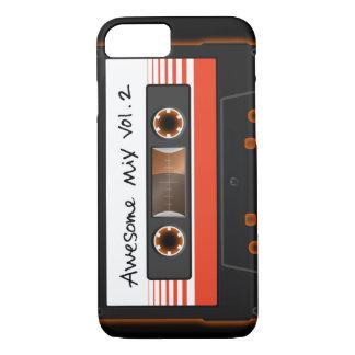 Coque iPhone 8/7 Cas impressionnant de téléphone du mélange vol. 2