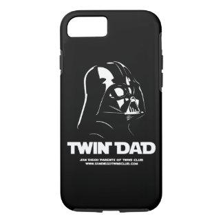 Coque iPhone 8/7 Cas jumeau de l'iPhone 7 de papa de Darkside