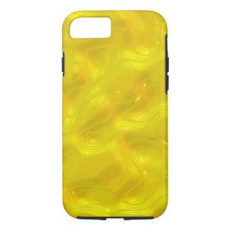 Coque iPhone 8/7 Cas liquide de l'iPhone 7 de soleil