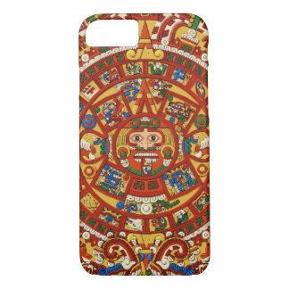 Coque iPhone 8/7 Cas maya antique d'astronomie