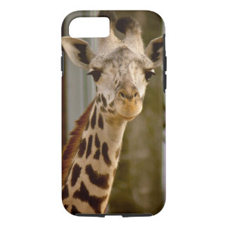Coque iPhone 8/7 Cas mignon de l'iPhone 7 de girafe