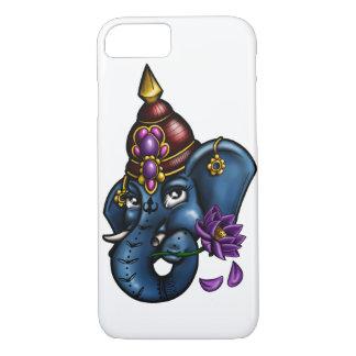 Coque iPhone 8/7 Cas mignon de téléphone de Ganesha