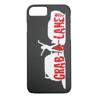 Coque iPhone 8/7 Cas ORIGINAL de l'iPhone 7 de LOGO de GRAB-A-LANE