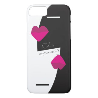 Coque iPhone 8/7 Cas positif positif de téléphone