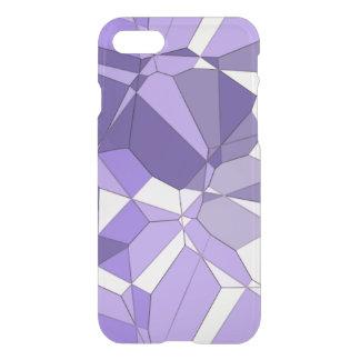Coque iPhone 8/7 Cas ultra-violet de téléphone d'impression de