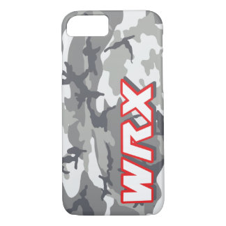 Coque iPhone 8/7 Cas urbain de l'iPhone 7 de WRX Camo
