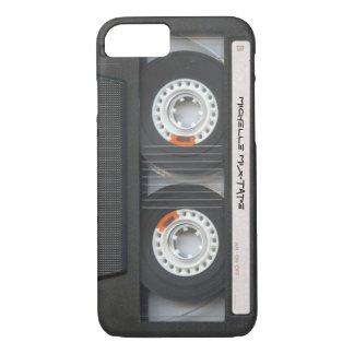 Coque iPhone 8/7 Cassette faite sur commande Mixtape