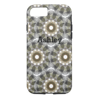 Coque iPhone 8/7 Celtic rose de Triskele