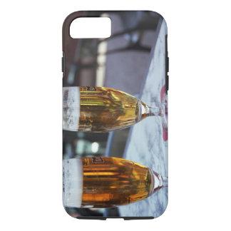 Coque iPhone 8/7 Chablis ; deux bières fraîches à 42 degrés d'été