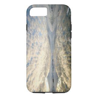 Coque iPhone 8/7 Chaînes de montagne autour de port Lockeroy avec