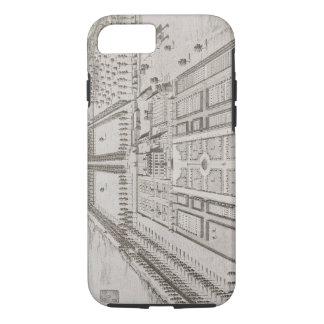 Coque iPhone 8/7 Chambre de Fairford, Seat de Samuel Barker, de 'T