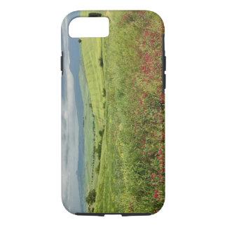 Coque iPhone 8/7 Champ agricole, région de la Toscane de l'Italie