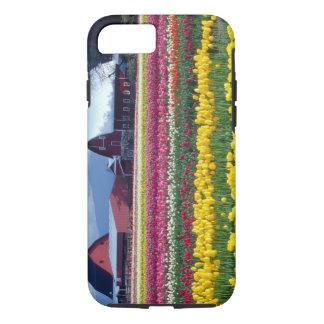 Coque iPhone 8/7 Champ d'affichage de tulipe
