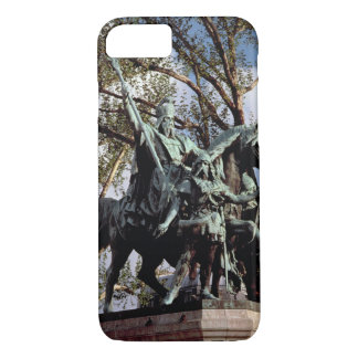Coque iPhone 8/7 Charlemagne (Carolus Magnus, Charles le grand) (7