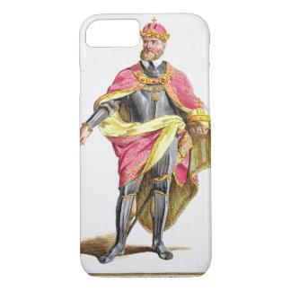 Coque iPhone 8/7 Charles V (1500-58) de 'DES Estampes de Receuil,