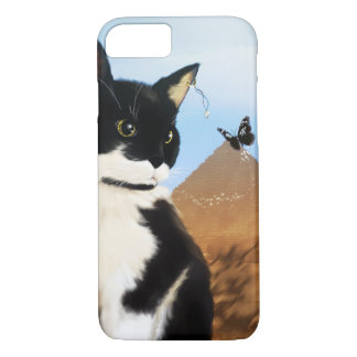 Coque iPhone 8/7 Chat égyptien