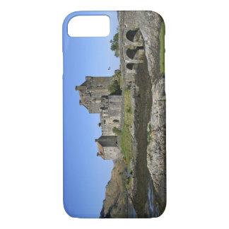 Coque iPhone 8/7 Château d'Eilean Donan, Ecosse. L'Eilean célèbre 2