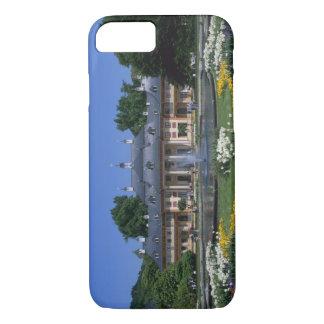 Coque iPhone 8/7 Château Pillnitz, Dresde, Saxe, Allemagne