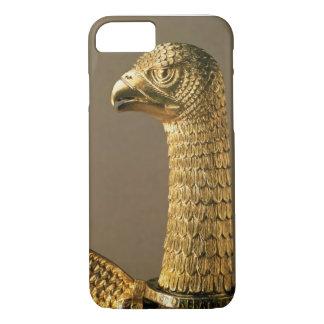 Coque iPhone 8/7 Chef d'un aigle, détail d'ornamenta du 12ème