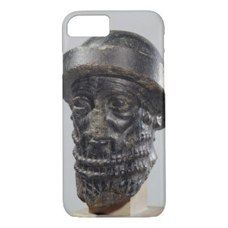 Coque iPhone 8/7 Chef d'un roi, probablement Hammurabi, roi de