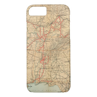 Coque iPhone 8/7 Chemin de fer de Louisville et de Nashville