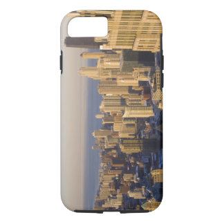 Coque iPhone 8/7 Chicago, l'Illinois, horizon du Sears Tower