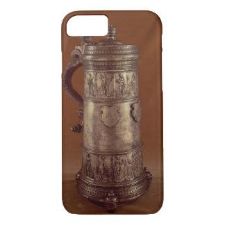 Coque iPhone 8/7 Chope de guilde, étain argenté, 1564