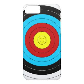 Coque iPhone 8/7 Cible de tir à l'arc