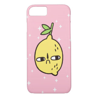 Coque iPhone 8/7 Citron aigre PhoneCase par NorthernSPells