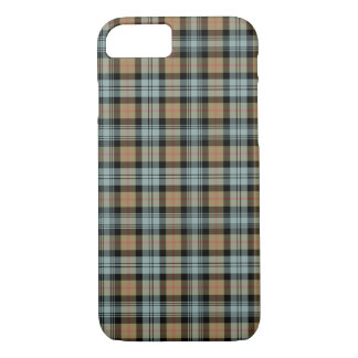 Coque iPhone 8/7 Clan Tan de Murray et tartan vert en bon état de