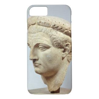 Coque iPhone 8/7 Claudius, chef de marbre, ANNONCE 41-54