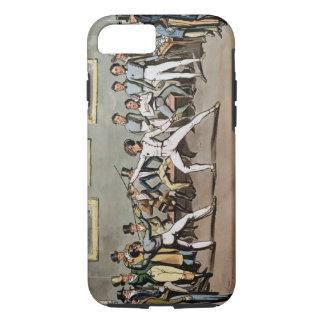 Coque iPhone 8/7 Clôture : L'admiration de Jerry de Tom dans un