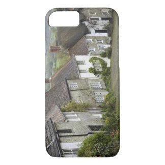 Coque iPhone 8/7 Colline d'or, Shaftesbury, Dorset, Angleterre,