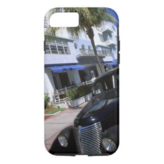 Coque iPhone 8/7 Commande d'océan, Miami Beach la Floride