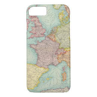 Coque iPhone 8/7 Communications d'Europe occidentale