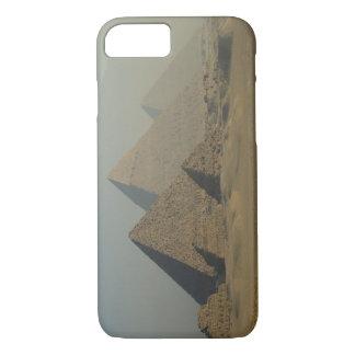 Coque iPhone 8/7 Complexe de pyramides de l'Egypte, Gizeh, Gizeh,